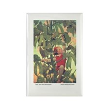 Smith's Jack & Beanstalk Rectangle Magnet