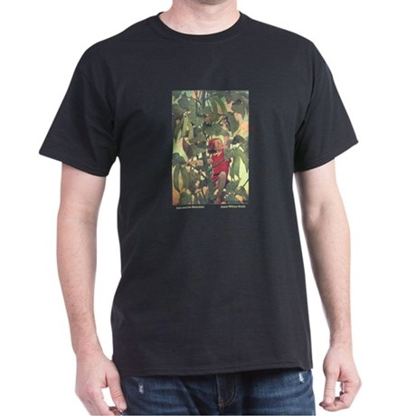 Smith's Jack & Beanstalk Black T-Shirt