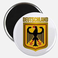 """""""Deutschland Gold"""" 2.25"""" Magnet (10 pack)"""