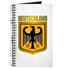 """""""Deutschland Gold"""" Journal"""