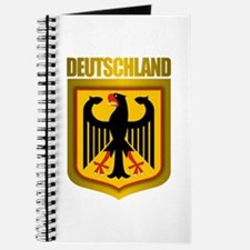 """Deutschland Gold"" Journal"