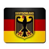 German Classic Mousepad
