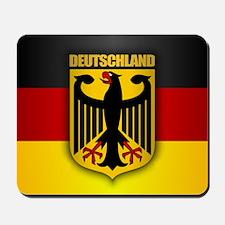 """""""Deutschland Gold"""" Mousepad"""