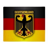 German Fleece Blankets