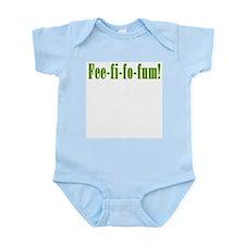 Fee-fi-fo-fum! Infant Creeper