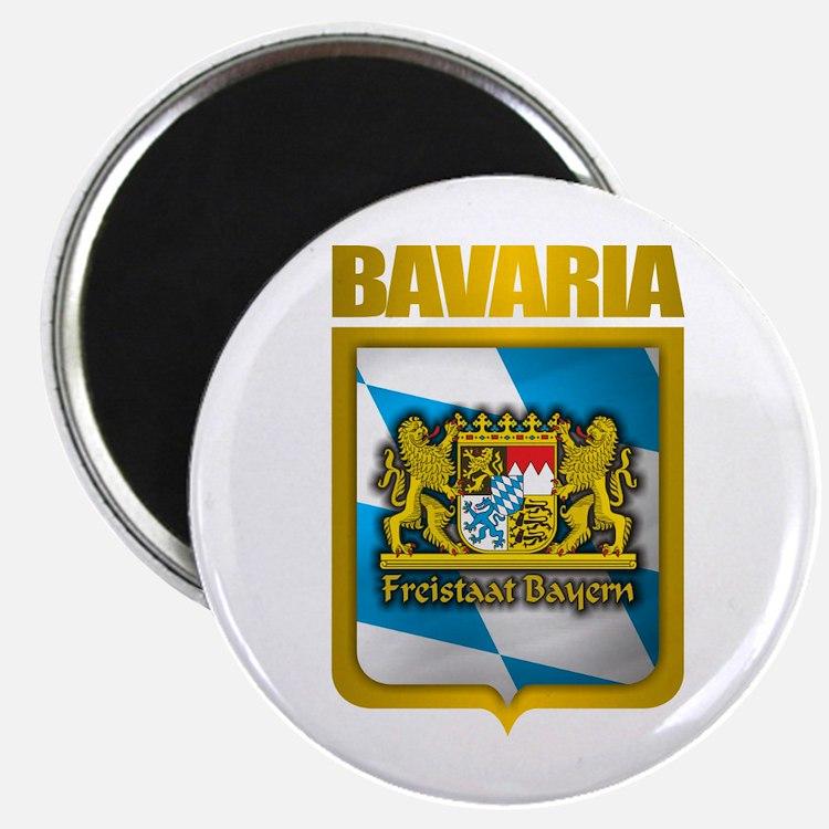 """Bavarian Gold"" 2.25"" Magnet (10 pack)"