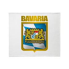 """Bavarian Gold"" Throw Blanket"