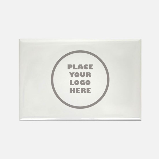 Personalized Logo Rectangle Magnet