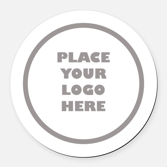 Personalized Logo Round Car Magnet