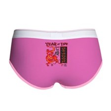 Chinese Year of the Dragon Women's Boy Brief