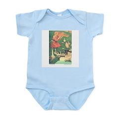 Smith's Goose Girl Infant Creeper