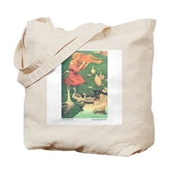 Smith's Goose Girl Tote Bag