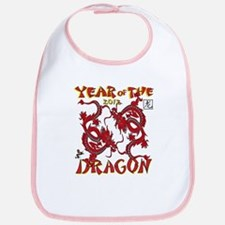 Year of the Dragon - Chinese New Year Bib