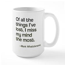 Lost Mind Mug