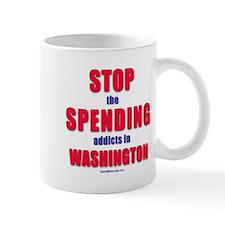 Stop Spending Mug