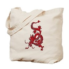 Chinese Year of the Dragon Tote Bag