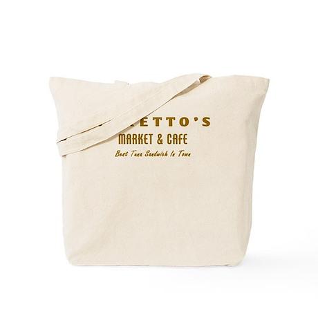 Toretto's Market Tote Bag