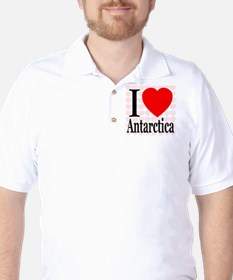I Love Antarctica T-Shirt