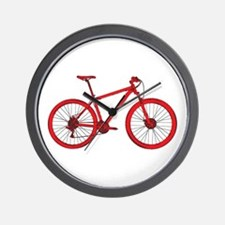 Cool Mountain bike Wall Clock