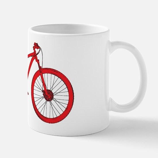 Cute Mountain bike Mug