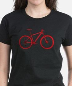 Unique Ride red dirt bike Tee