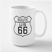 Vintage Route 66 Mug