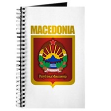 """Macedonian Gold"" Journal"