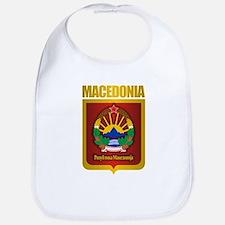 """Macedonian Gold"" Bib"