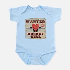 Cool Hockey theme Infant Bodysuit