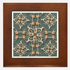 Turnaraund Framed Tile