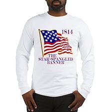 Star-Spangled Banner Long Sleeve T-Shirt