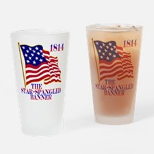 Star-Spangled Banner Drinking Glass
