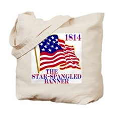 Star-Spangled Banner Tote Bag