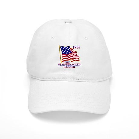 Star-Spangled Banner Cap