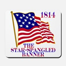 Star-Spangled Banner Mousepad