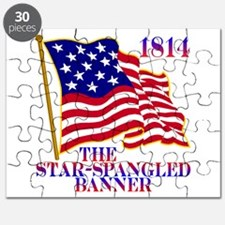 Star-Spangled Banner Puzzle