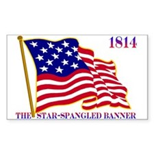 Star-Spangled Banner Decal