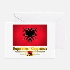 """Albanian Pride"" Greeting Cards (Pk of 10)"