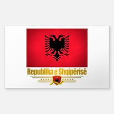 """Albanian Pride"" Decal"