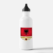 """""""Albanian Pride"""" Water Bottle"""