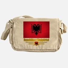 """Albanian Pride"" Messenger Bag"