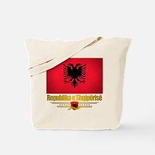 """""""Albanian Pride"""" Tote Bag"""