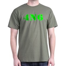 4N6 Color T-Shirt
