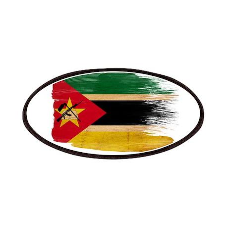 Mozambique Flag Patches