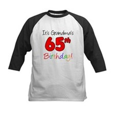 It's Grandma's 65th Birthday Tee