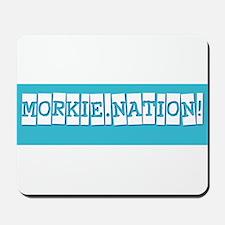 Morkie Mousepad