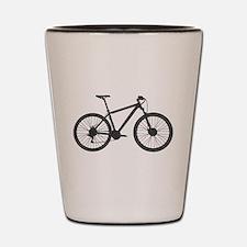 Unique Mountain bike Shot Glass