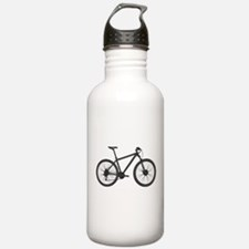 Cute Mountain biking Water Bottle
