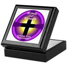 Grow The Kingdom Keepsake Box