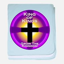 Grow The Kingdom baby blanket